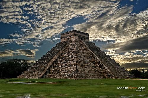 Chichén Itzá - Kukulkán