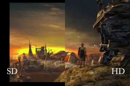 Final Fantasy X HD remaster lo cambia todo