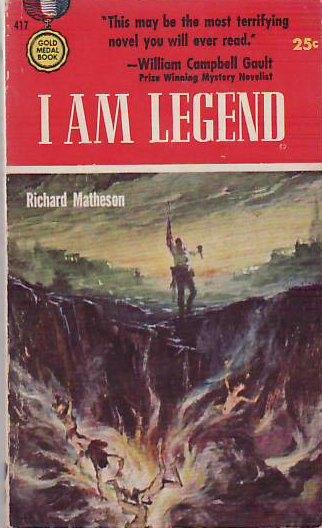 primera edicion soy leyenda